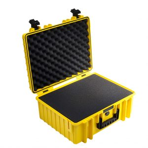 B&W OUTDOOR.CASES – TYPE 6000 – Yellow,
