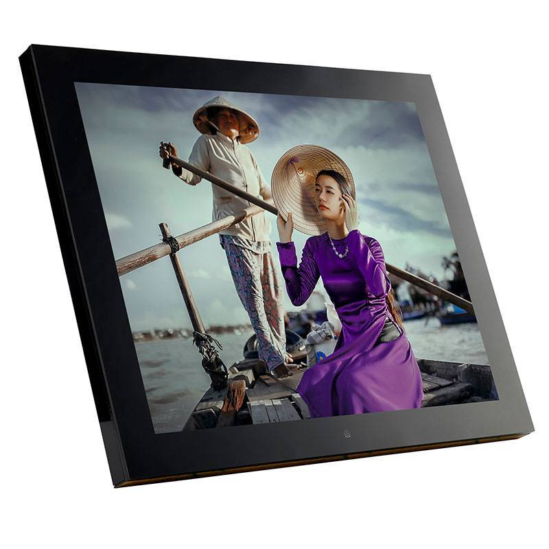 Fotomate FM205 Digital Photo Frame – Black