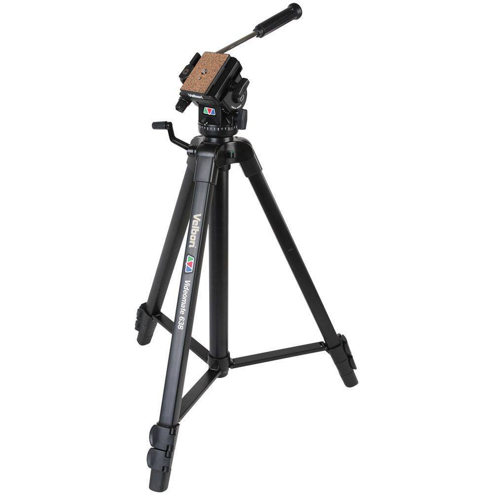 Velbon Videomate EX-638 Tripod