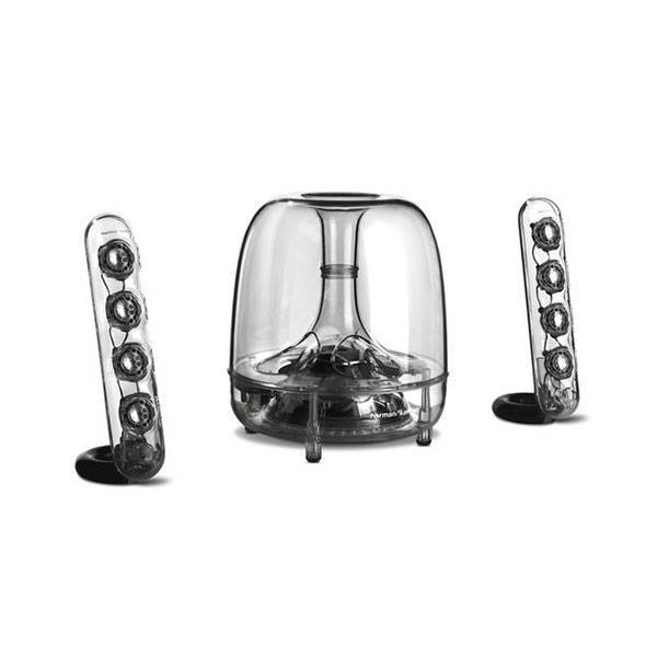 Harman Kardon SoundSticks Wireless Blue Tooth Speaker System