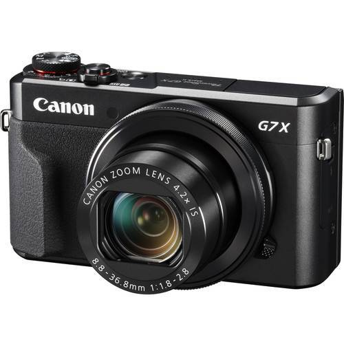Canon Powershot G7X MKII Professional Compact Camera