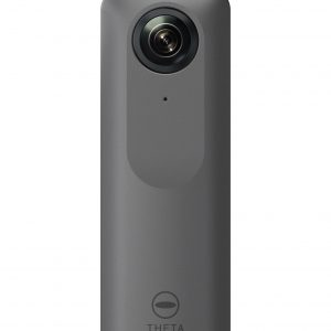 Ricoh Theta-V with Under Water Housing