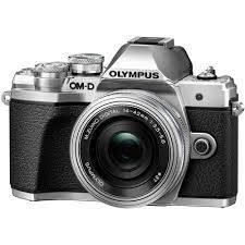 Olympus OMD E-M10III Pancake Zoom Kit