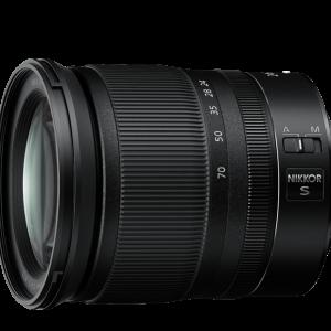 Nikon 24-70MM F4 Z S LENS