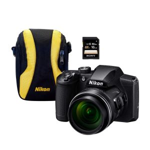 Nikon COOLPIX B600 Bridge Zoom Camera with Bag and 16GB Memory Card