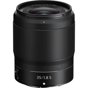 Nikon 35MM F1.8 Z S LENS