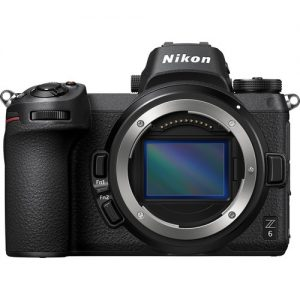 Nikon Z6 Mirrorless Camera Body + Free 32GB XQD Card