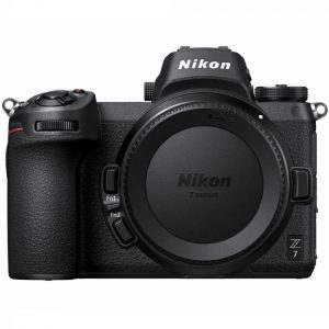 Nikon Z7 Mirrorless Full Frame Camera + FREE 32GB SQD Card