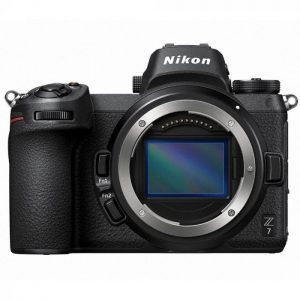 Nikon Z7 Mirrorless Full Frame Camera Body