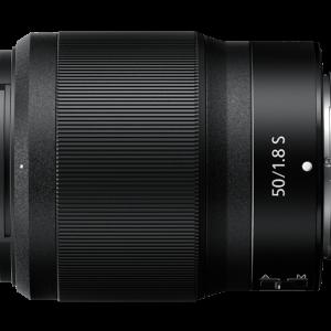Nikon NIKKOR 50mm F1.8 Z S Lens