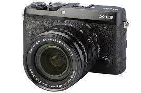 FUJIFILM X-E3 Mirrorless Digital Camera+18-55mm F2.8-4 Kit lens