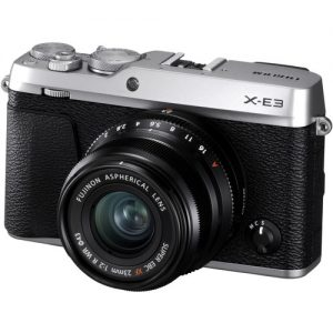 FUJIFILM X-E3 Mirrorless Camera+23mm F2 lens