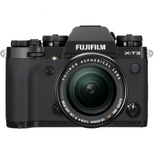 FUJIFILM X-T3 Mirrorless Digital Camera with 18-55mm Mirrorless Camera Lens Kit