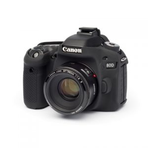 EasyCover  Case for Canon 80D
