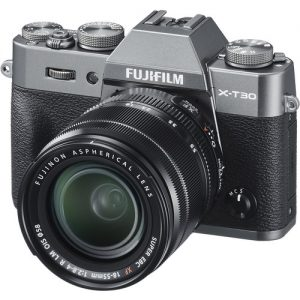 FUJIFILM X-T30 + 18-55mm F2.8-4 Lens Kit