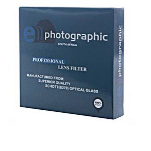E-photographic Professional UV Lens Filters (All sizes)