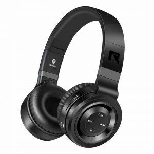 Rocka AKA BLUETOOTH Headphone Black