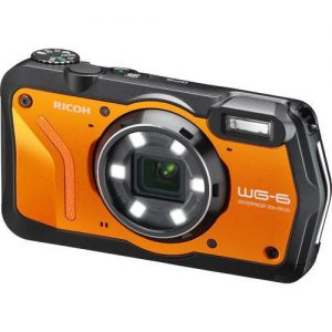 WG-6 Action Camera by Ricoh
