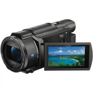 Sony AX53 4K Handycam with Exmor R™ CMOS sensor