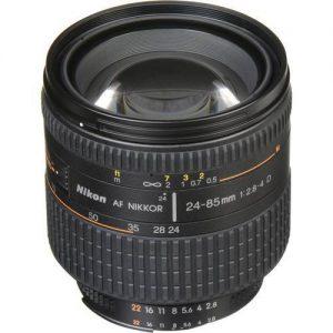 Nikon 24-85mm F2.8-4 D IF  Lens
