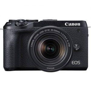 Canon EOS M6 MKII Mirrorless Camera BODY