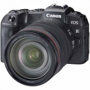 Canon EOS RP Mirrorless Camera & RF24-105 STM IS Kit