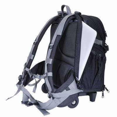 Jenova Medium SLR & Laptop Roller Back Pack