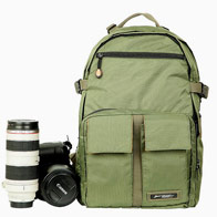 Jenova Military Series X-Large Camera & Laptop Back Pack