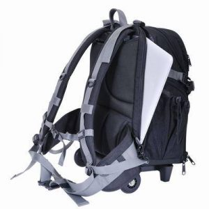 Jenova Medium SLR & Laptop Roller Back Pack