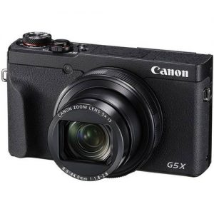 Canon PowerShot G5 X Mark II Compact Digital Camera