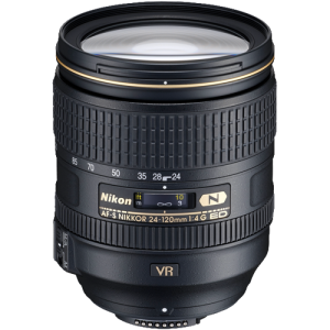 Nikon AF-S NIKKOR 24-120mm