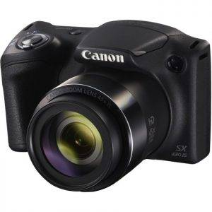 Canon PowerShot SX430 IS Compact Digital Camera