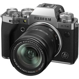 FUJIFILM X-T4 + 18-55mm F2.8-4 Lens Kit