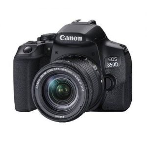 Canon EOS 850D + 18-55mm Lens Kit
