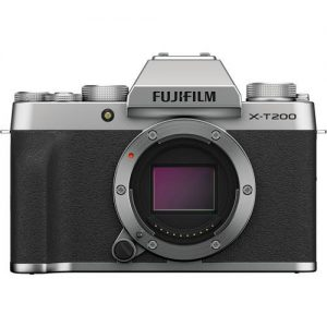 FUJIFILM X-T200 Mirrorless Digital Camera Body
