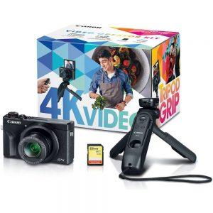 Canon PowerShot G7 X Mark III Vlogger Kit
