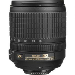 Nikon AF-S DX NIKKOR 18-105mm Lens