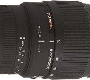 Sigma 70-300/4-5.6 DG MACRO Lens for Nikon (USED)