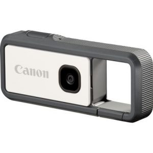 Canon IVY REC Digital Camera (Grey Stone)