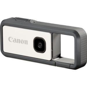 Canon IVY REC Digital Camera (Grey Stone)