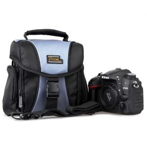 Pixel DM-507 Messenger Series DSLR Camera Bag
