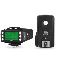 Pixel Optical Pulse and 2,4GHz Wireless Trigger Transceiver