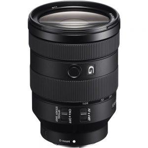 Sony FE 24-105mm f/4 G OSS Lens (E Mount)