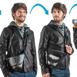 MIGGO Agua Quick-draw Storm-proof 45 Pro DSLR Holster