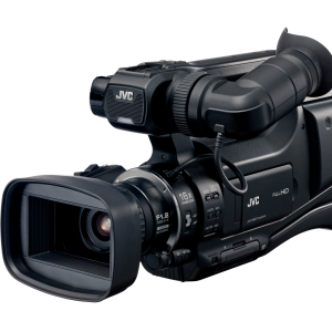 JVC GY-HM70 Full HD Shoulder Camera
