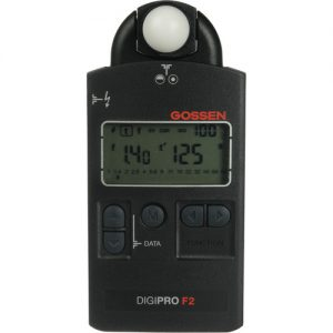 Gossen DigiPro F2 - Flash and Ambient Light Meter