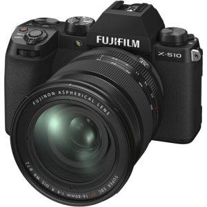 FUJIFILM X-S10 16-80mm F4 Kit Lens