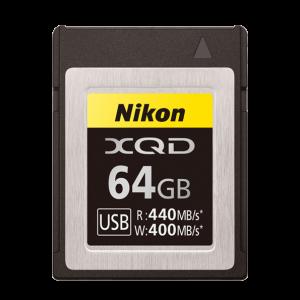 Nikon 64GB XQD Memory Card