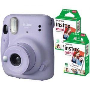 Fuji INSTAX Mini 11 Camera Value Pack