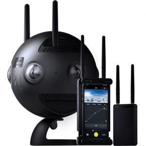 The Insta360 EVO 3D/2D Convertible 360/180° VR Camera is capable of creating stunning, professional 360/180° 2D and 3D VR video.